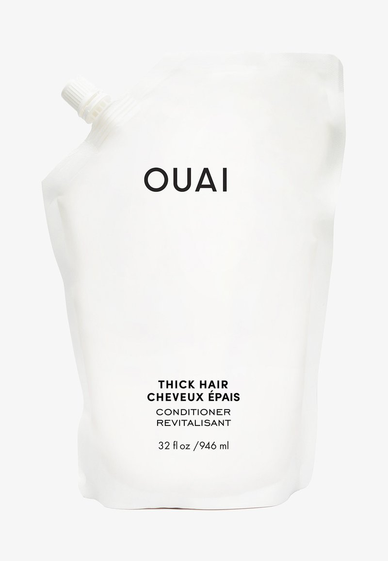 Ouai - THICK HAIR CONDITIONER - REFILL - Conditioner - -