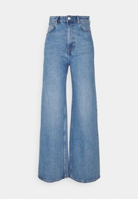 Weekday - ACE - Flared jeans - air blue - 0