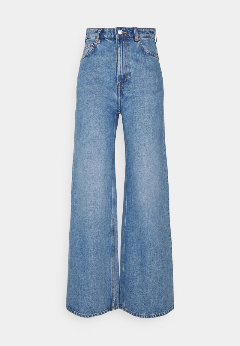 Weekday - ACE - Flared jeans - air blue