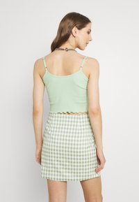 Hollister Co. - CAMI - Top - pastel green - 2