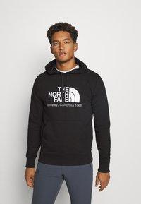 The North Face - BERKELEY CALIFORNIA HOODIE - Sweatshirt - black - 0