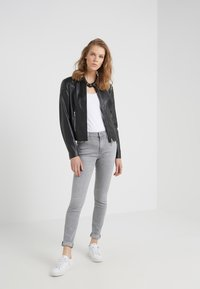 Belstaff - MOLLISON - Leather jacket - black - 1