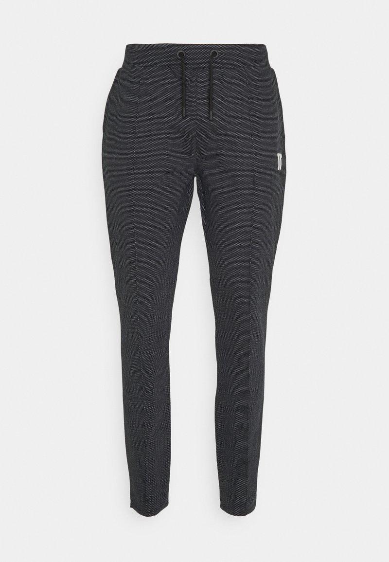 11 DEGREES - DEJA VU JOGGERS REGULAR FIT - Teplákové kalhoty - black