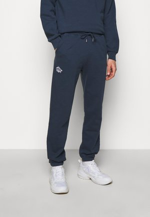 Pantalon de survêtement - faded navy/white