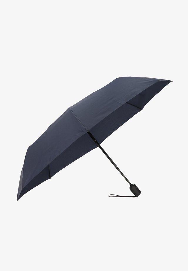 TRAVEL DUOMATIC - Umbrella - navy