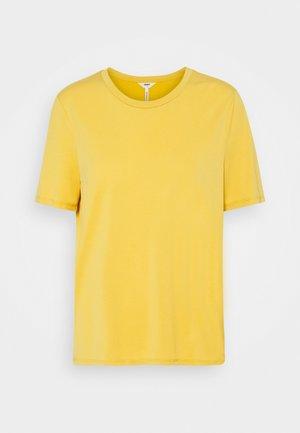 OBJANNIE SEASONAL - T-shirt basic - bamboo