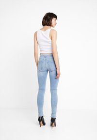 Replay - STELLA - Skinny-Farkut - light blue - 2