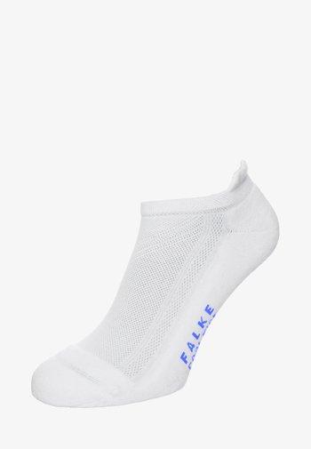 FALKE COOL KICK SNEAKERSOCKEN - Trainer socks - white