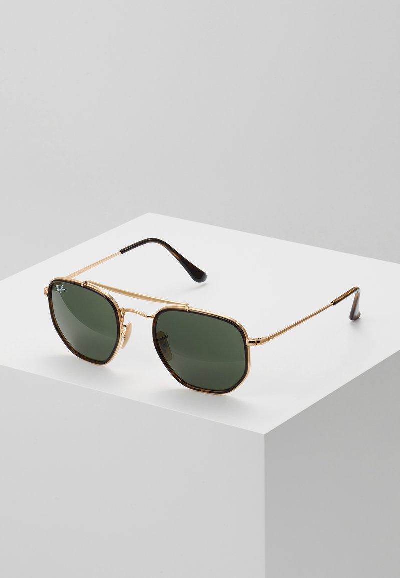 Ray-Ban - Sunglasses - gold-coloured/green