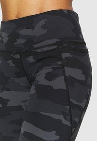 Sweaty Betty - POWER WORKOUT LEGGINGS - Medias - black tonal - 4
