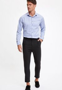 DeFacto - Formal shirt - blue - 1