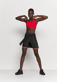 ASICS - FUTURE TOKYO SPRINTER - Tights - performance black/sunrise red - 1