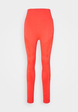 ONPJASE CIRCULAR  - Collants - fiery coral