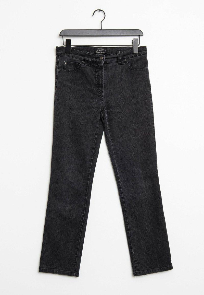 Gerry Weber - Slim fit jeans - black