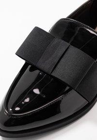 ALDO - NERILLAN - Slip-ons - black - 2