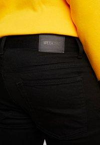 Weekday - FRIDAY - Slim fit jeans - black - 5