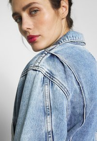 Neuw - FRANKLIN JACKET - Denim jacket - blue soul - 4