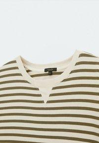 Massimo Dutti - Jersey dress - khaki - 3