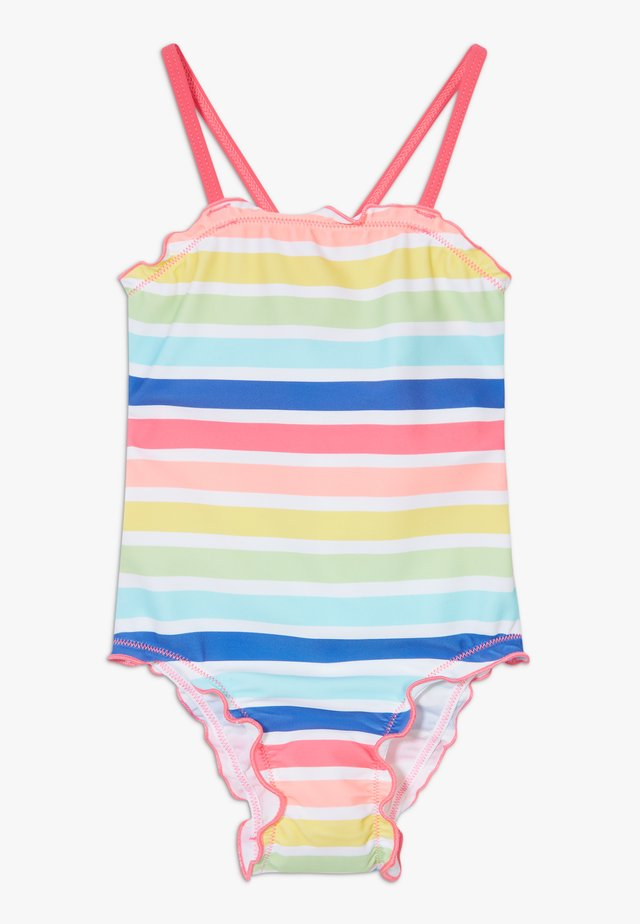 SWIMSUIT - Kostium kąpielowy - light neon