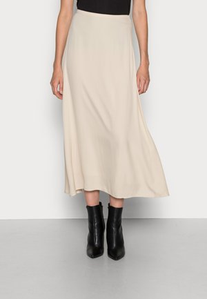 ANDINA SKIRT - A-line skirt - brown rice