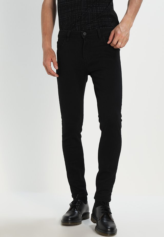 MALONE  - Jeans Skinny Fit - black rinse