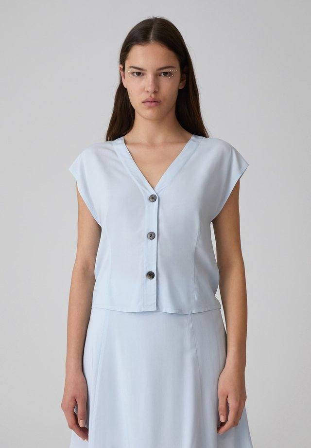 AYLIN - Blouse - light blue