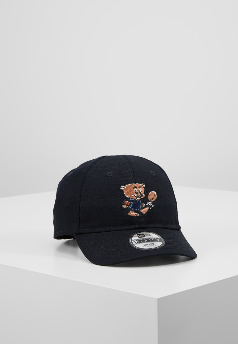 New Era - MASCOT INFANT FORTY CHICAGO BEARS NIGHT - Gorra - dark blue