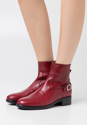 Classic ankle boots - oregon rubi