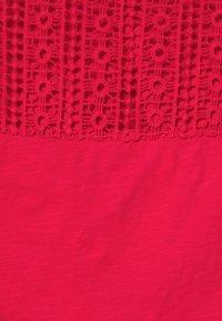 Pepe Jeans - BARBARA - Print T-shirt - mars red - 2