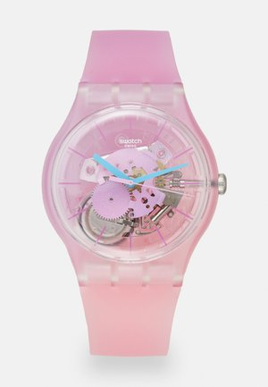 SUPERCHARGED SWISS MADE - Watch - pink