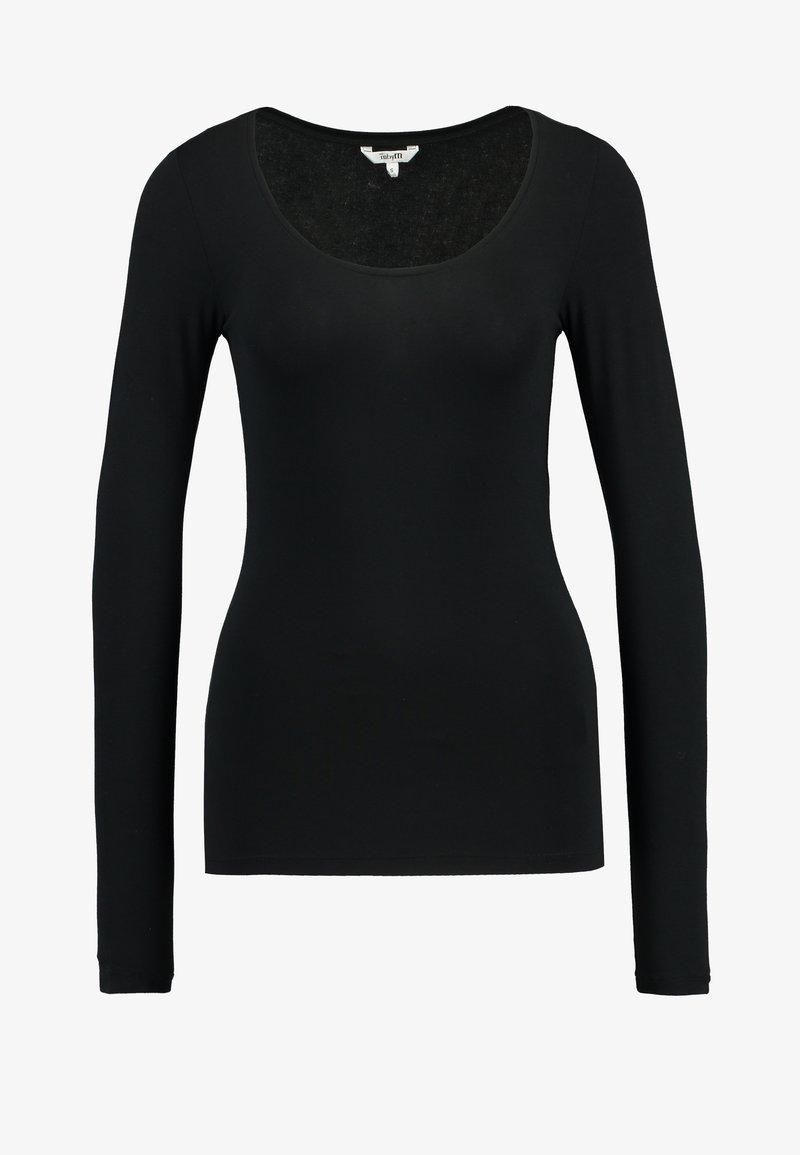 mbyM VANNA - Topper langermet - black
