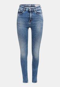 Esprit - Jeans Skinny - blue light washed - 8