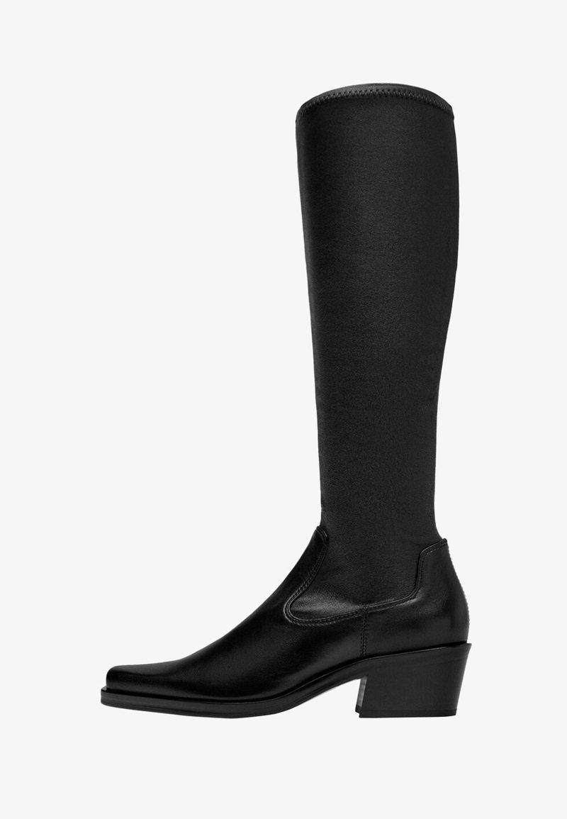 Uterqüe - Boots - black