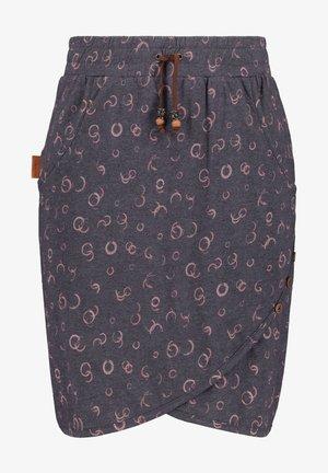 LUCYAK  - Puffball skirt - charcoal