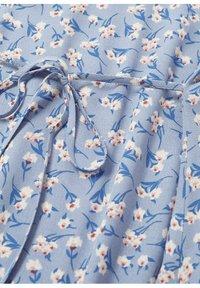 Mango - Korte jurk - azul - 6