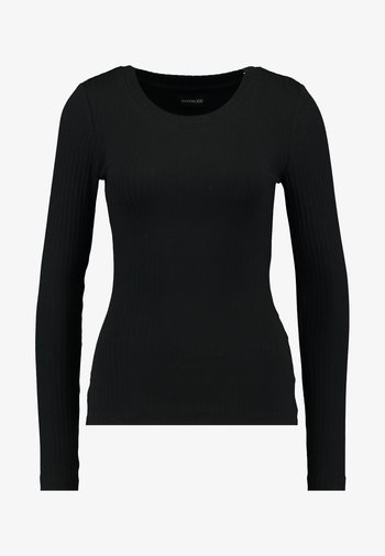 BASIC CREW NECK LONG SLEEVES