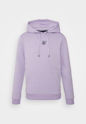 CORE OVERHEAD HOODIE - Sweatshirt - lilac
