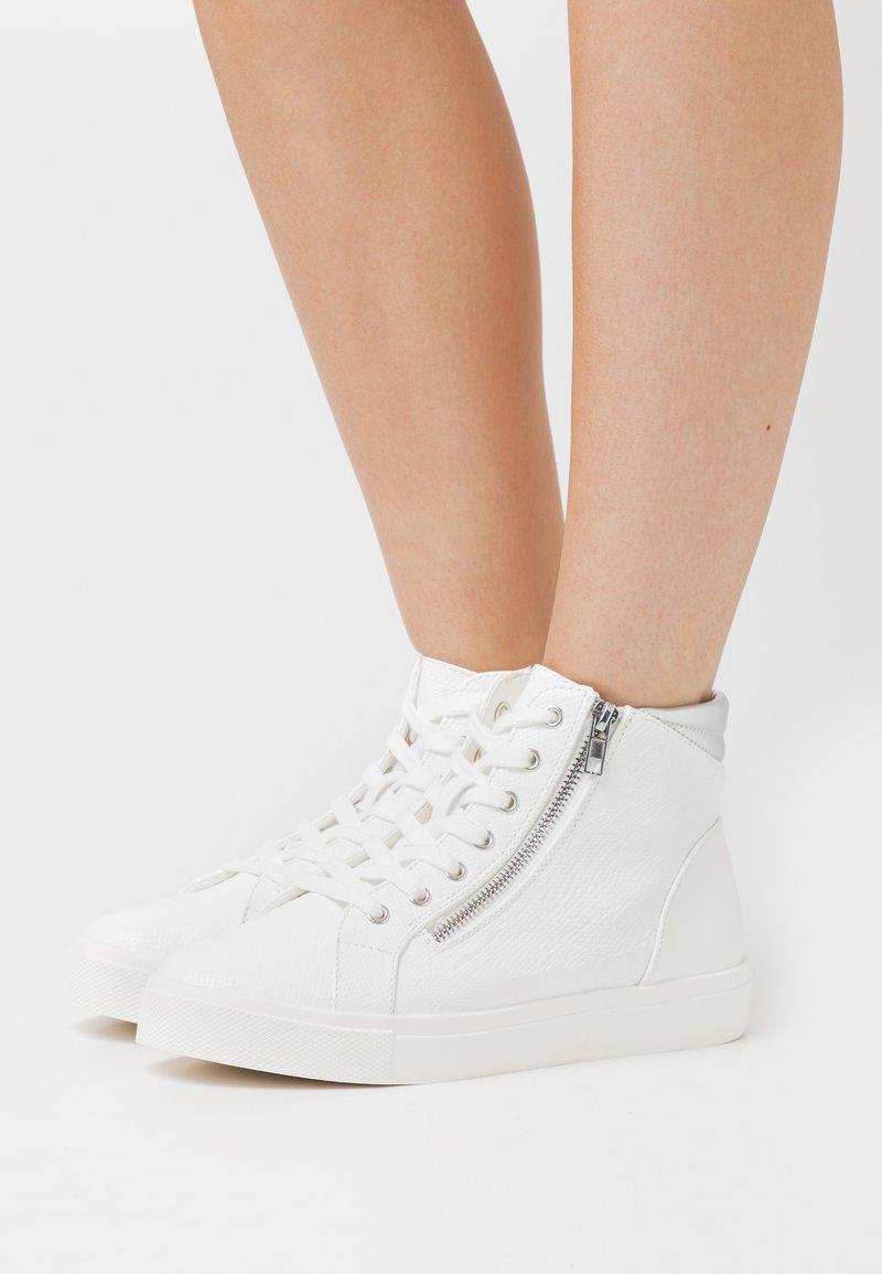 Anna Field - Sneakers hoog - white