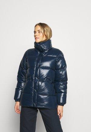 CLARA JACKET - Down jacket - blue shadow