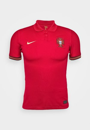 PORTUGAL FPF HM - National team wear - gym red/metallic gold