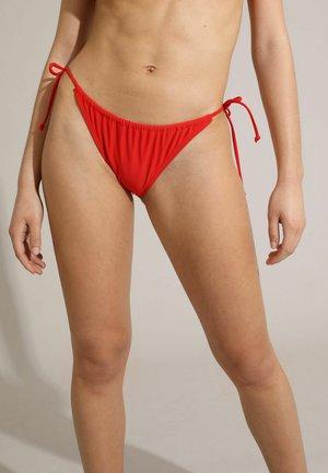 Bikini bottoms - rot