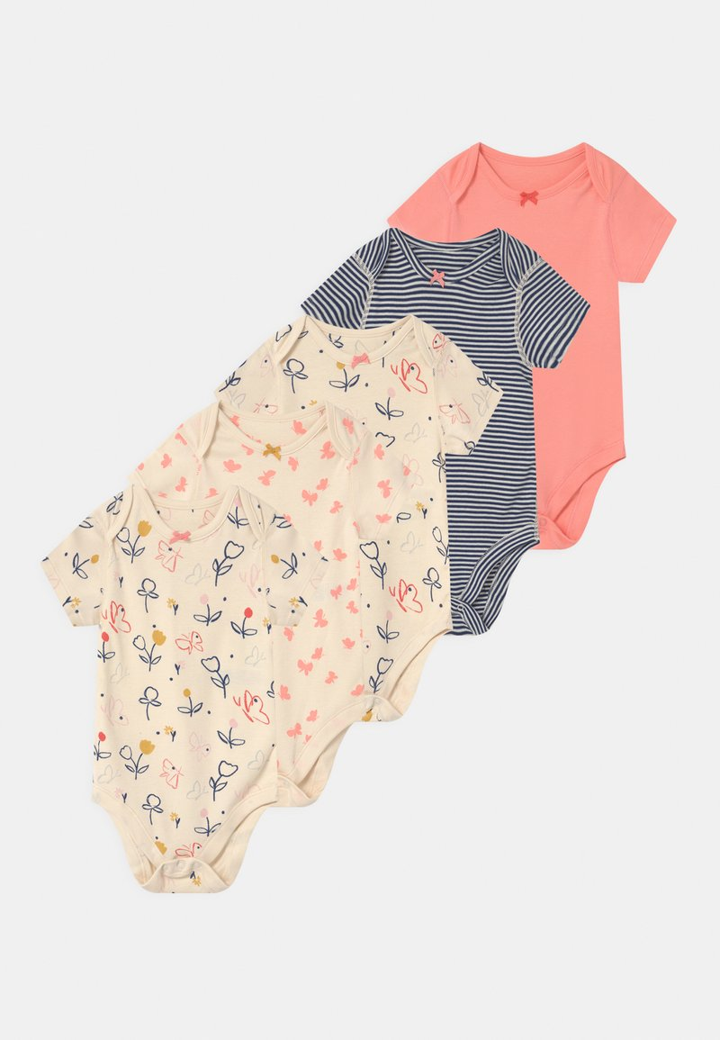 Marks & Spencer London - BABY NAUTICAL 5 PACK - Body - pink