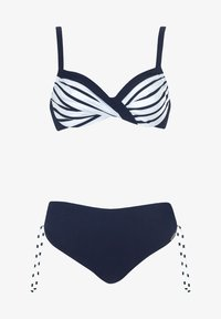 Sunflair - SET SUNFLAIR - Bikini - dunkelblau - 0
