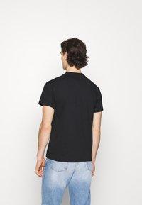 Dr.Denim - DEREK TEE - T-shirt basic - black - 2