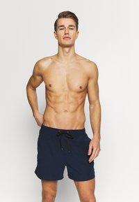 Quiksilver - Shorts da mare - navy blazer - 0