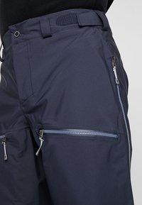 Houdini - PURPOSE PANTS - Snow pants - bucket blue - 6