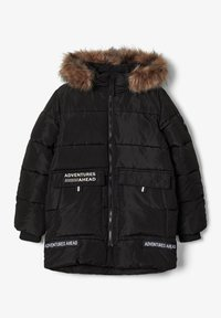 Name it - NKMMANNIBAL - Winter coat - black - 1