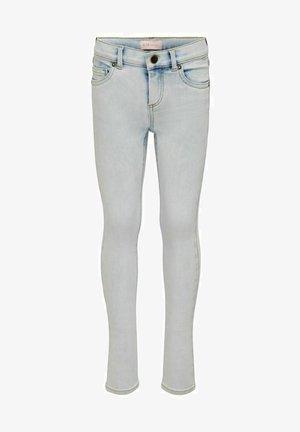 KONBLUSH - Slim fit jeans - light blue denim