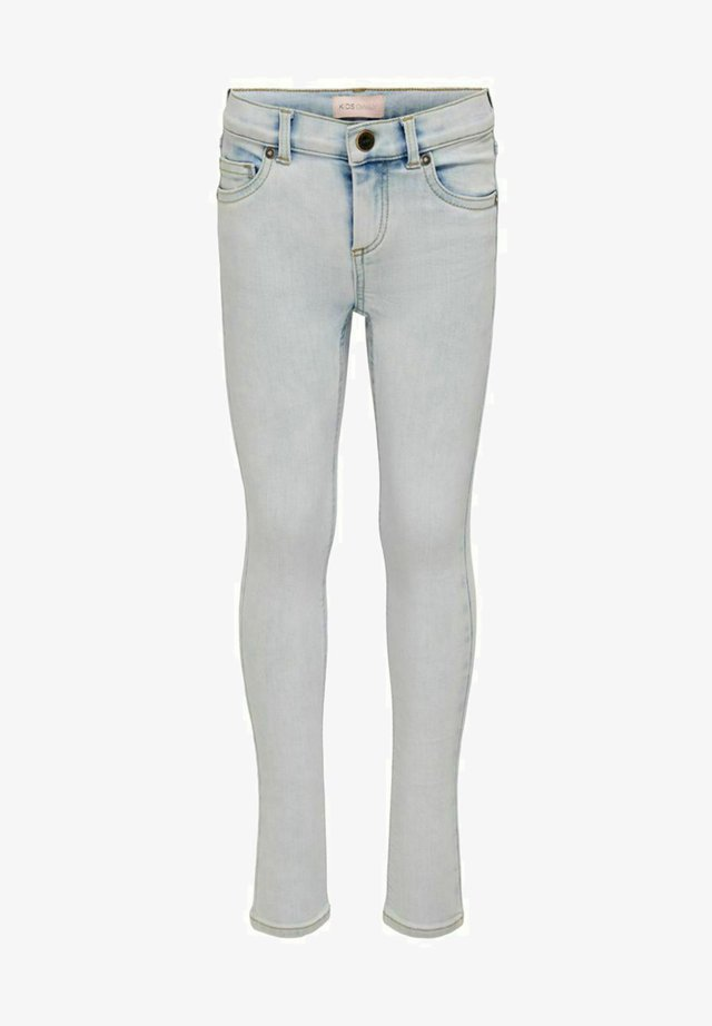 KONBLUSH - Jeans slim fit - light blue denim