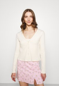 Nly by Nelly - CARDIGAN SET - Top - creme - 0